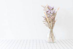 Co zamiast świeżych kwiatów w wazonie?