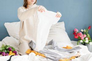 Jak prać białe ubrania?