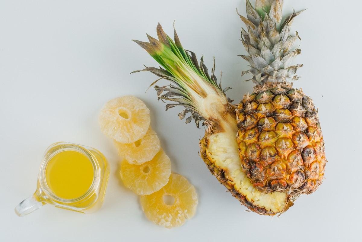 Jak wybrać i przechować ananasa?