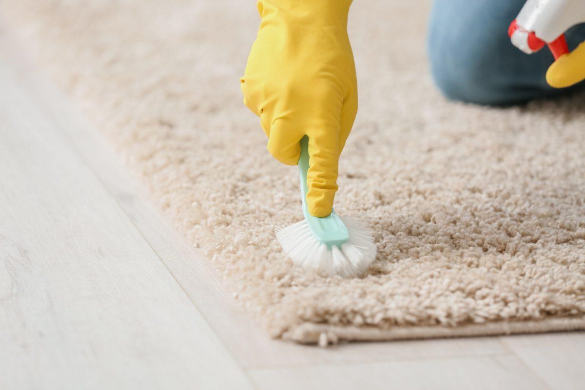 Czy dywan można prać w pralce?