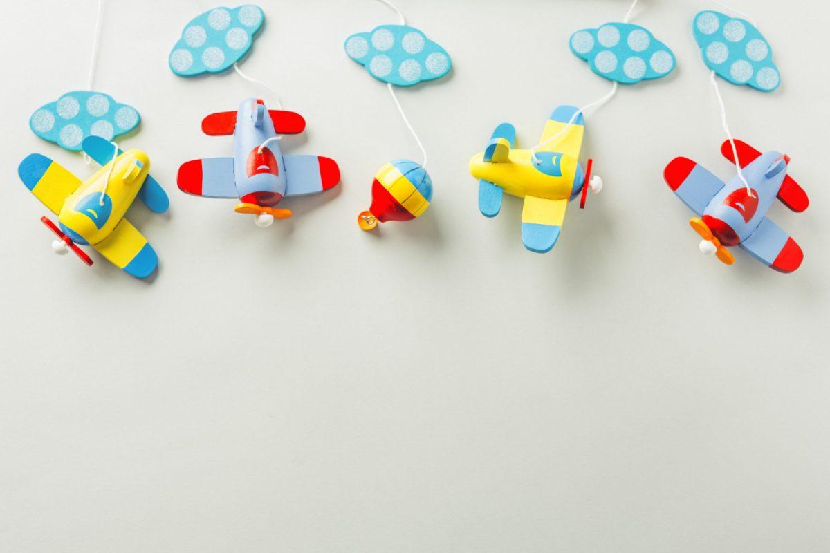 Zabawki, które wpłyną na dobry rozwój niemowlaka