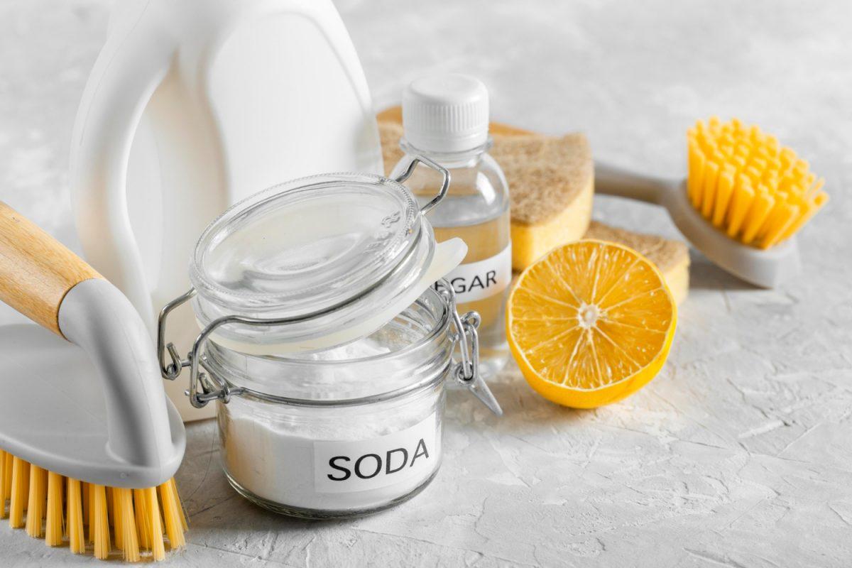 Soda oczyszczona do pralki – jak używać?