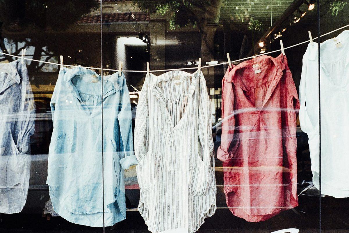 Jak dbać o lniane ubrania?